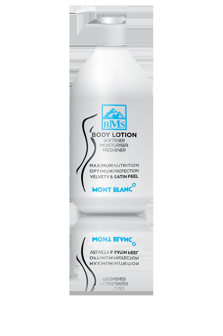 لوسیون بدن خوشبو کننده Mont Blanc BMS