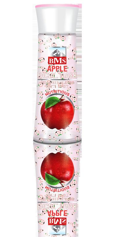 ماسک صورت ویتامینه-سیب بی.ام.اس BMS