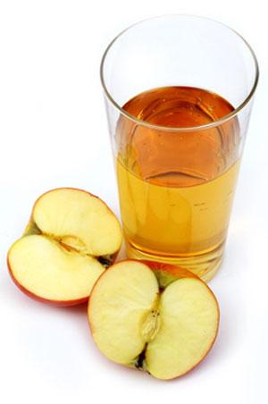 نوشیدن سرکه سیب