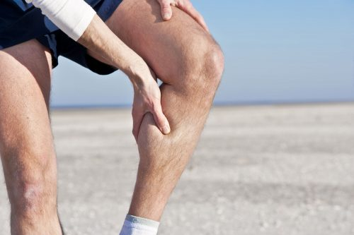 کم آبی و گرفتن عضلات