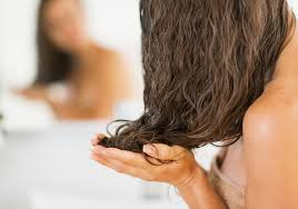 طرز استفاده از ماسک مو