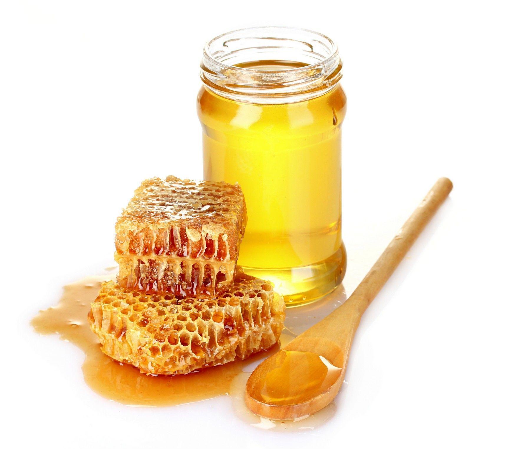 خوردن عسل